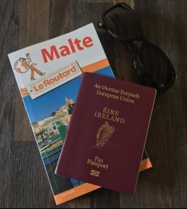 Voyage à Malte 2018