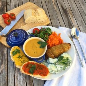 NewLifeKarma : Assiette complète